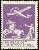 Danmark - AFA 145 - Postfrisk