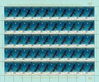GROENLAND VIGN. DE NOEL 1977 Grand corbeau groenlandais