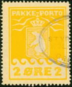 Grønland pakkeporto AFA 5 #