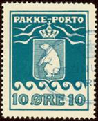 Grønland pakkeporto AFA 7 #