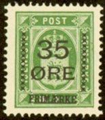 Danmark - AFA 62 - Bogtryk