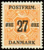 Danmark - Bogtryk - AFA 92