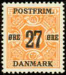 Danmark - Bogtryk - AFA nr. 92