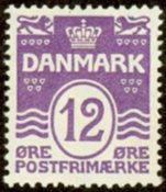 Danmark - Bogtryk - AFAf nr. 168