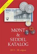 Danmark møntkatalog 2013