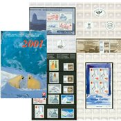 Greenland - Year pack 2001