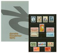 Danemark - Collection ann. 1970
