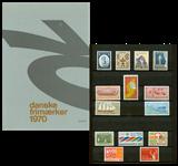 Danmark - Årsmappe 1970