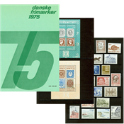 Danemark - Collection ann. 1975