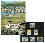 Færøerne - Årsmappe 1979