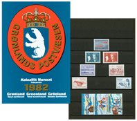 Groenland - Collection ann. 1982