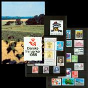 Denmark - Year pack 1985