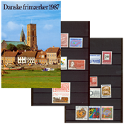 Danmark - Årsmappe 1987