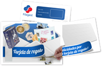 Filagest - Tarjeta de regalo - 70,00 EUR
