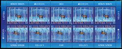 Lettonie - Europa 2011 - Série neuve 2v