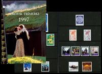 Færøerne - Årsmappe 1997