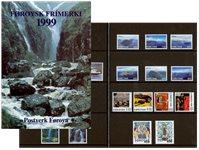 Iles Feroe Collection ann.1999