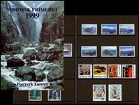 Færøerne - Årsmappe 1999