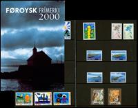 Færøerne. Årsmappe 2000
