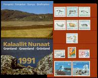 GROENLAND ANNEE 1991