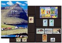 Îles Féroé - Collection ann. 1996