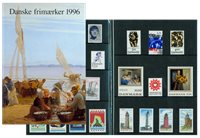 Danemark - Collection ann. 1996