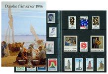 Danemark - Collection ann. 1996