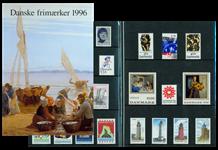 Danmark - Årsmappe 1996