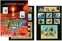 Lithuania - Year pack 2008 - Year Pack
