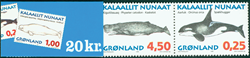 Grønland - Automathæfte 1997
