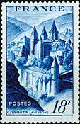 Frankrig - 1948 - YT 805