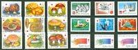 Une sélection de timbres finlandais