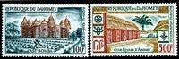 1960 Vues - Yvert & Tellier nos 18-19