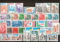 Frankrig Timbres service 16,17-21,29-31,34-35,36-105