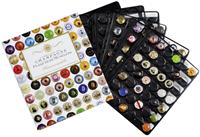 Album GRANDE CHAMP pour 210 plaques de muselets de  Champagne