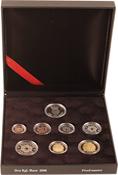 Danmark Proof møntsæt 2006