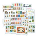 Britisk Afrika - Frimærkesamling - postfrisk