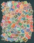 来自全世界 300张不同1950年前的邮票