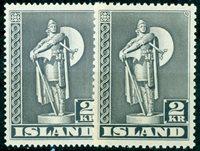 Islande AFA 215, 215b.