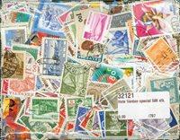 500枚世界各地邮票