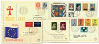 Holland year 1960 - FDC
