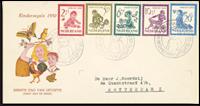 Holland 1950 - NVPH E4