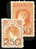 Holland 1920 - NVPH 104-105 - Postfrisk