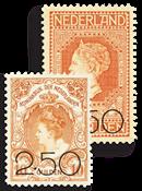 Opruimingsuitgifte 1920 - Nr. 104-105 - Postfris