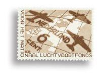 Holland 1935 - NVPH 278 - Ubrugt