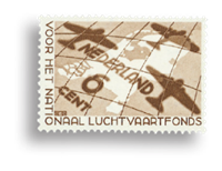 Holland 1935 - NVPH 278 - Ubrugt