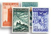 Pays-Bas - NVPH 257-260 - Neuf