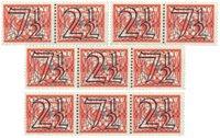 Pays-Bas - NVPH 356a-356d - Neuf