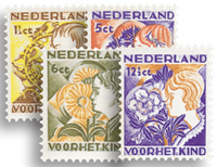 Holland 1932 - NVPH 248-251 - Postfrisk