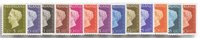 Holland 1947-1948 - Nr. 474-486 - postfrisk